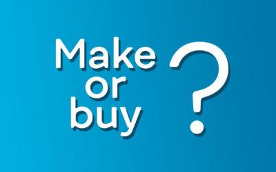 Make or buy
