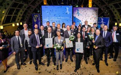 Mit Unterstützung der Pension Solutions und Aon Hewitt gewinnt die Isabellenhütte den bAV-Preis
