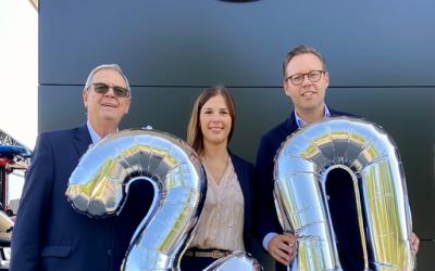 20 Jahre Pension Solutions – Autohaus Pickel gratuliert